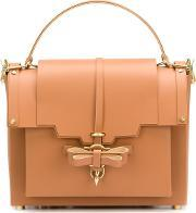 Niels Peeraer , Additional Straps Tote Women Leather One Size