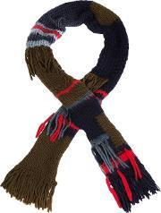 Christopher Raeburn , 'x The Woolmark Company Hand Knit' Scarf Women Merino One Size, Women's