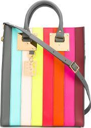 Sophie Hulme , Rainbow Tote Women Leather One Size
