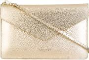Lancaster , High Shine Clutch Bag Women Leather One Size
