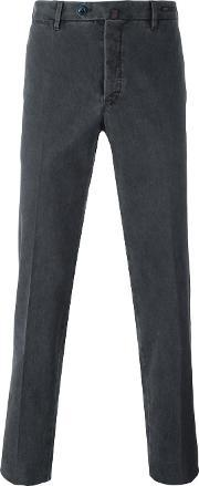 Pt01 , Classic Chino Trousers Men Cottonspandexelastane 46