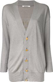 Theatre Products , Elongated Buttoned Cardigan