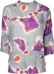 Theatre Products , Three Quarter Sleeve Blouse