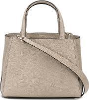 Valextra , 'triennale' Tote Women Calf Leather One Size