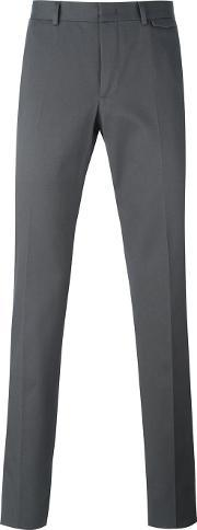 Z Zegna , Concealed Button Chino Trousers