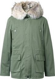 Yves Salomon Homme , Padded Hooded Jacket