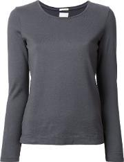 Massimo Alba , 'lime' Top Women Cottoncashmere M