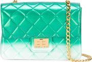 Designinverso , Degrade 'milano' Quilted Shoulder Bag Women Pvc One Size
