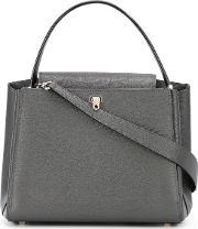 Valextra , Triennale Topendol Tote Women Calf Leather One Size