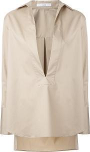 Astraet , Deep V Neck Shirt