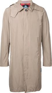 Guild Prime , Casual Trench Coat Men Polyester 2, Nudeneutrals