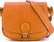 Alexandre Mareuil , Hobo Crossbody Bag Women Leather One Size