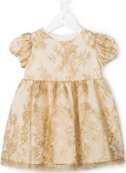 I Pinco Pallino , Floral Embroidered Dress Kids Cottonpolyamidepolyesterviscose 18 Mth