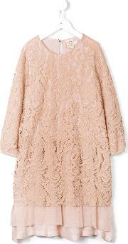 Caffe Dorzo , Caffe' D'orzo 'angelica' Lace Dress