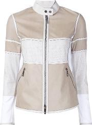 Callens , Panelled Zipper Jacket Women Cotton 42