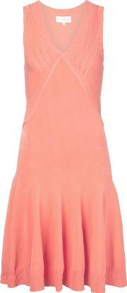 Christian Siriano , Knitted Circle Dress Women Polyesterspandexelastane 6