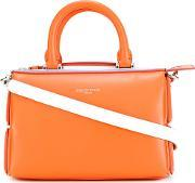 Emilio Pucci , Contrasting Detail Tote