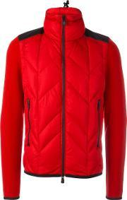 Moncler Grenoble , Padded Jacket Men Feather Downpolyamidepolyestervirgin Wool S, Red