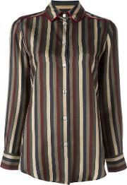 Frs For Restless Sleepers , F.r.s For Restless Sleepers Striped Shirt Women Silk S, Women's
