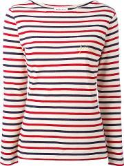 Maison Labiche , Followme Long Sleeved Top Women Cotton L, Women's