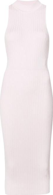 Cushnie Et Ochs , Lace Up Detailed Back Dress