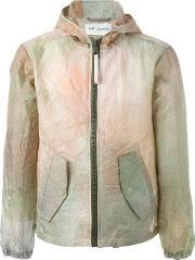 Our Legacy , Creased Hooded Jacket