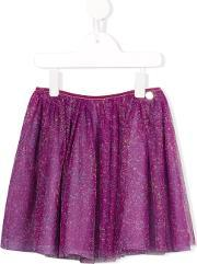 Paul Smith Junior , Printed Tulle Skirt