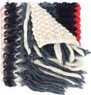 Christopher Raeburn , 'x The Woolmark Company Hand Knit' Scarf Women Merino One Size