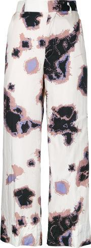 Theatre Products , Printed Palazzo Pants