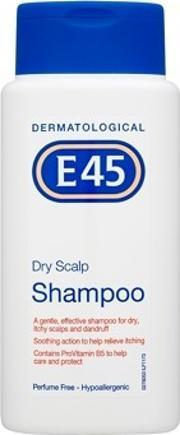 E45 , Dry Scalp Shampoo 200ml