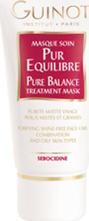 Guinot , Masque Soin Pur Equilibre Pure Balance Treatment Mask 50ml