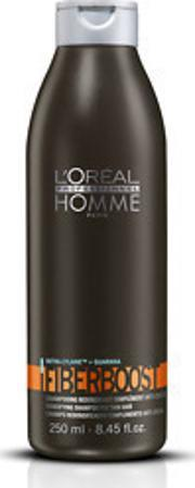 Loreal Professionnel , L'oreal Professionnel Homme Fiberboost Densifying Shampoo For Thin Hair 250ml