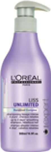 Loreal Professionnel , L'oreal Professionnel Serie Expert Liss Unlimited Smoothing Shampoo 500ml