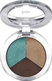 Pur Minerals , Pur Minerals Perfect Fit Eye Shadow Trio 3g