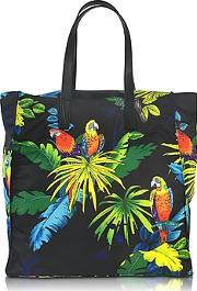 Marc Jacobs ,  Parrot Printed B.y.o.t Tote