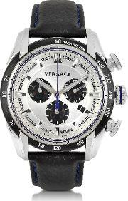 Versace , V Ray Chrono Men S Watch
