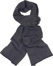 Coveri Collection , Two Tone Wool Long Scarf