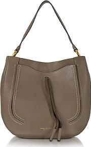 Marc Jacobs ,  Maverick Teak Leather Hobo Bag