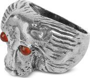 Forzieri Exclusives , Vintage Setter Sterling Silver Ring