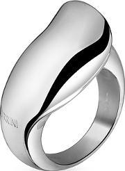 Torrini ,  Curved Sterling Silver Ring