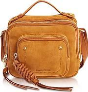 See By Chlo ,  Patti Passito Suede Crossbody Bag