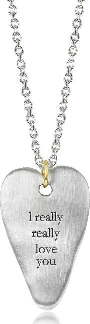 Bjorg , Love You Necklace