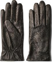 Gant , Classic Leather Gloves Black