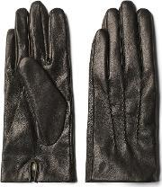 Gant , Nappa Sheepskin Gloves Black