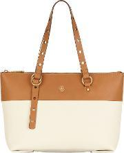 Nica , Nova Tote Bag, Cream