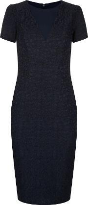 Damsel In A Dress , Evana Shift Dress, Navy