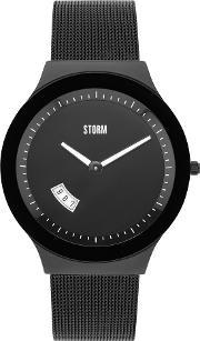 Storm , Sotec Slate Watch, Metallic