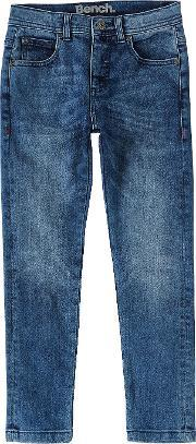 Bench , Boys Slim Denim Jeans, Denim