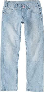 Bench , Girls Slouch Jeans, Denim