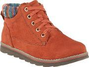 Lotus , Sequoia Lace Up Ankle Boots, Rust
